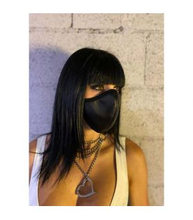 CAT MASK simili cuir