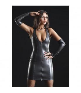 Taylor robe faux cuir